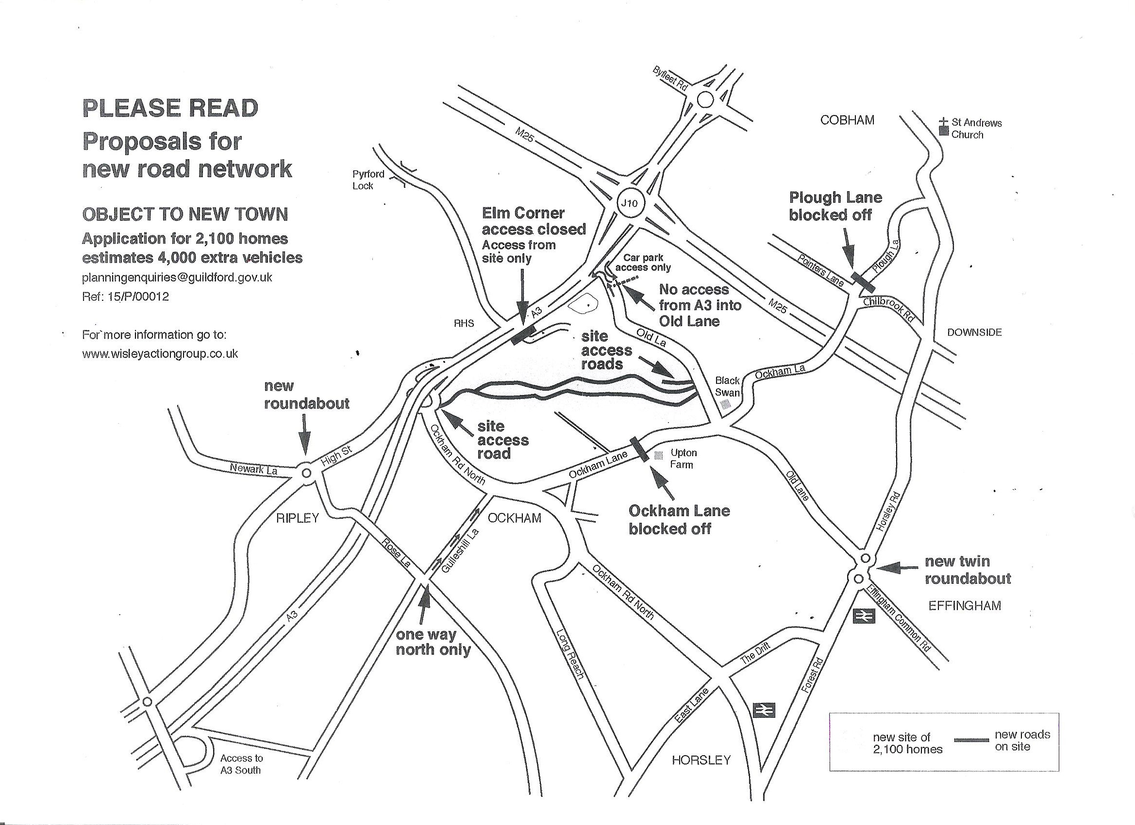 Proposed Road Closures and Restrictions