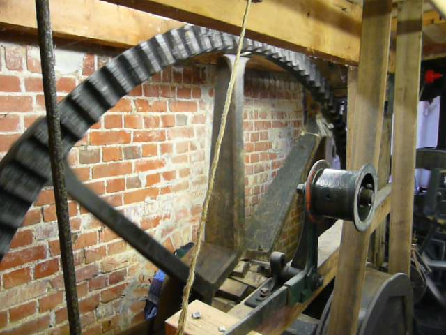 Cobham Mill Workings